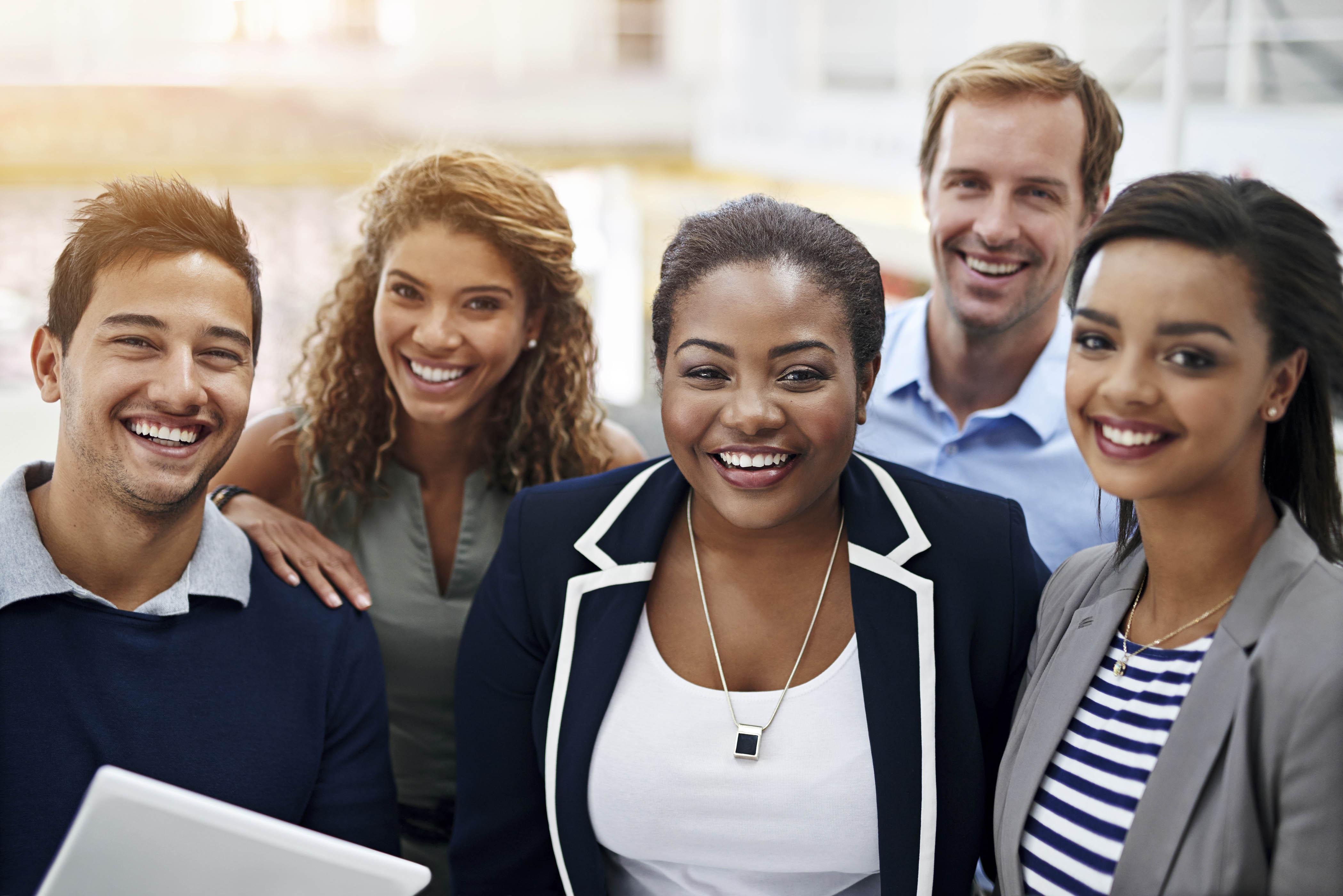 young immigrant professionals